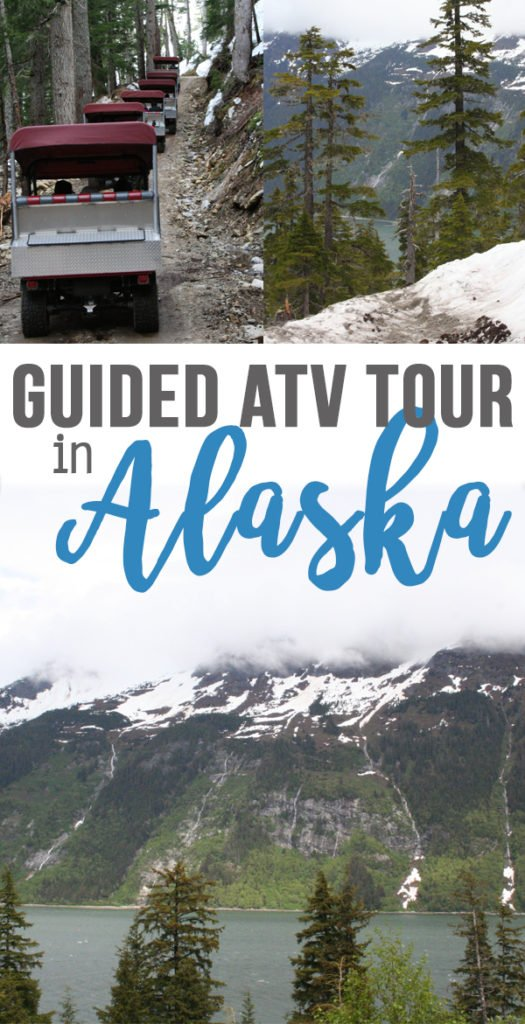 Guided ATV Tour in Alaska | a mom's review