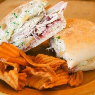 All-American sandwich (Earl of Sandwich copycat recipe)