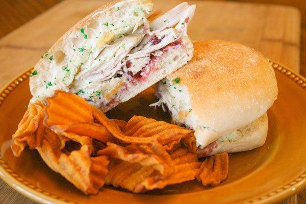 All-American Sandwich (Earl of Sandwich copycat)