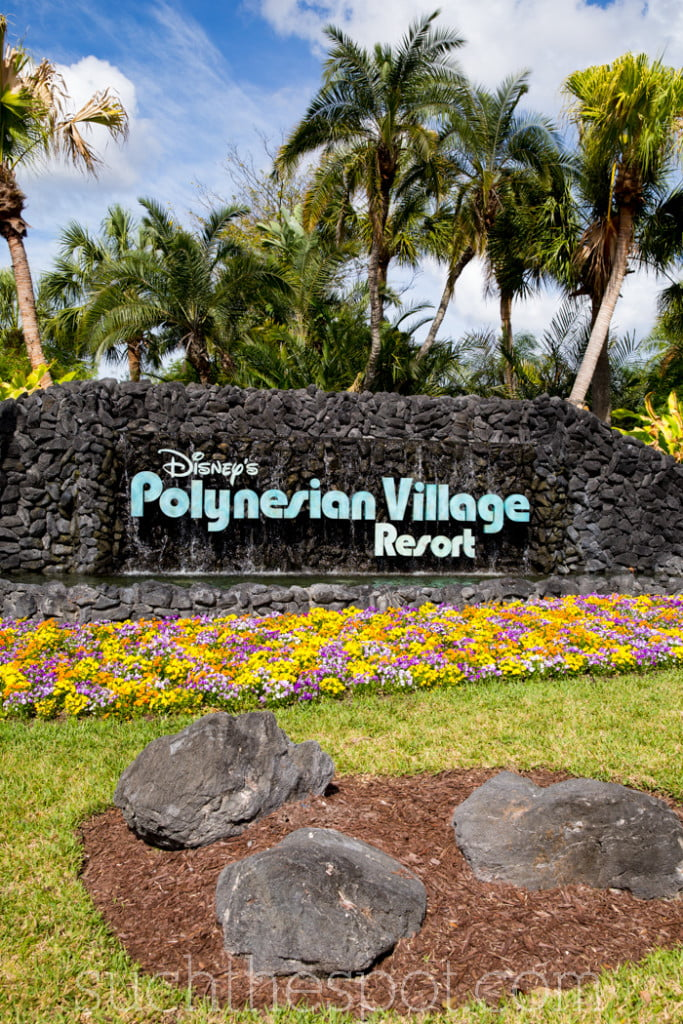 Five reasons to choose Disney's Polynesian Resort