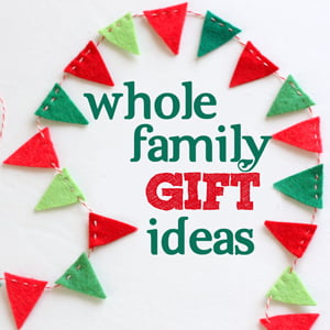 2013 Gift Guide Whole Family Gifts Such The Spot