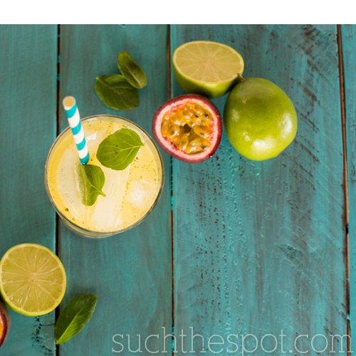 Passion Fruit Mojito Recipe