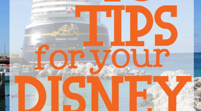 10 need-to-know tips for the best Disney cruise vacations   Such the Spot