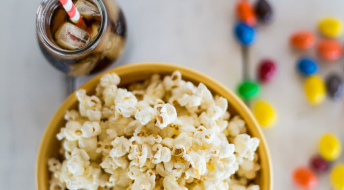 5 Tips for perfect popcorn at home