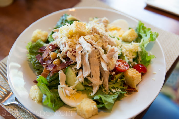 Where to find the best salads at Walt Disney World | Such the Spot
