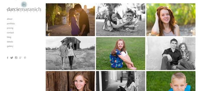 Tucson family, senior, maternity, child photographer | Darcie Maranich