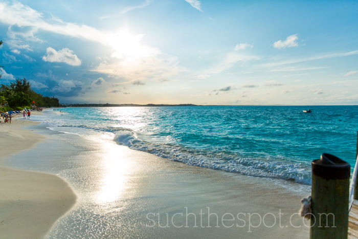 Beaches Turks & Caicos : A Closer Look | Such the Spot
