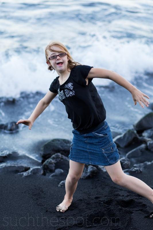 Punalu'u Black Sand Beach Hawaii Review | Such the Spot