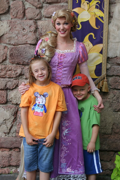 Why Disney doesn't need a princess with Down syndrome | Such the Spot
