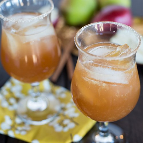 Autumn Spiced Pear Margarita
