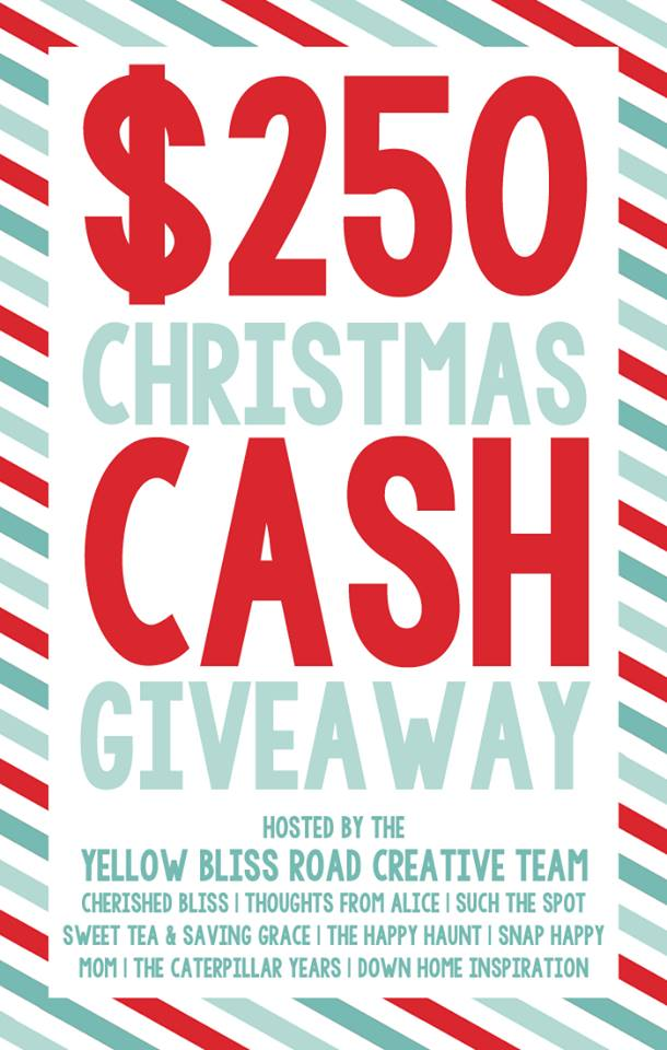 cash giveaway graphic