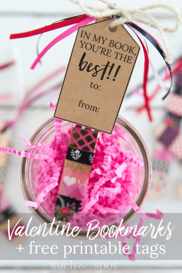 These non candy Valentines are an easy and inexpensive gift that your child can make for classmates.