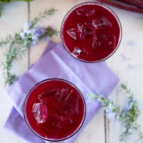 Rosemary Beet Margarita Recipe
