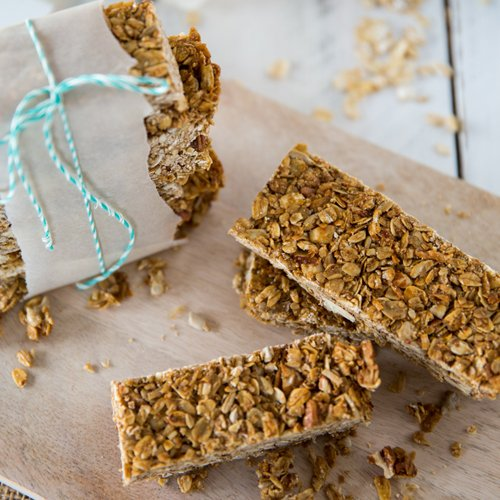 The best homemade granola bars recipe