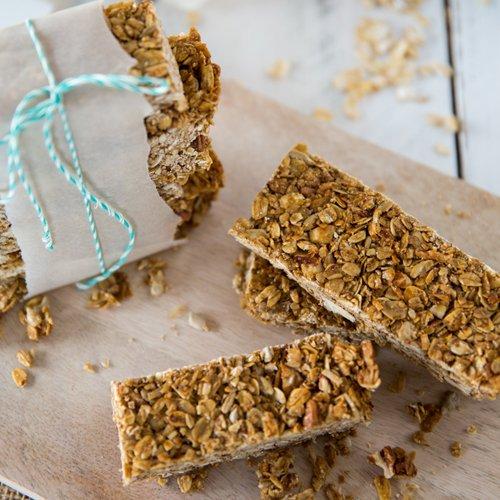 The best homemade granola bars recipe