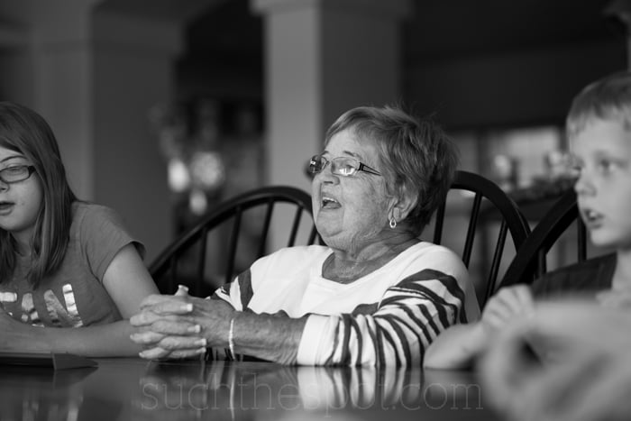 Open letter to my grandma on Mother's Day