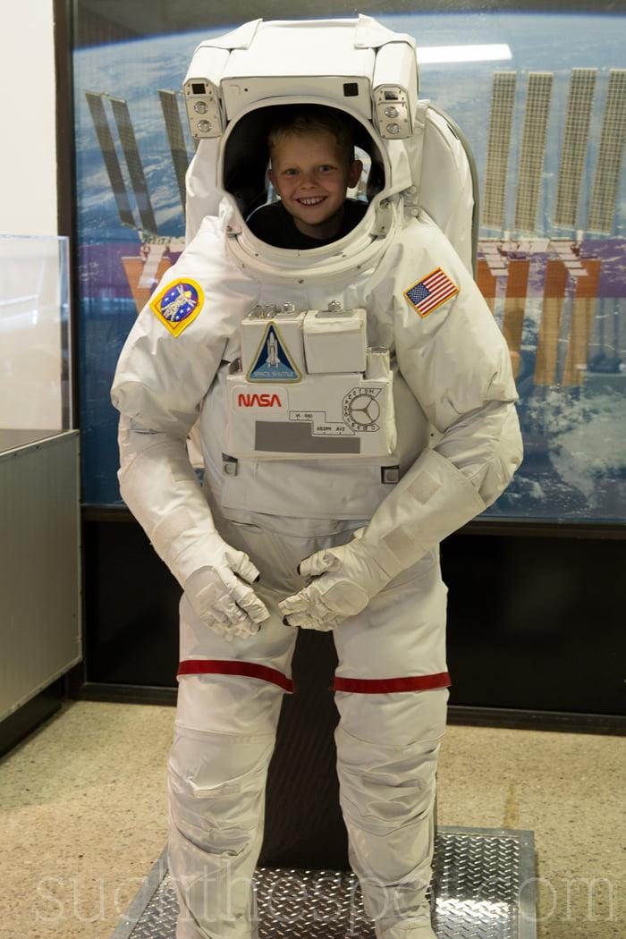 Visiting the Space & Rocket Center in Huntsville, Al
