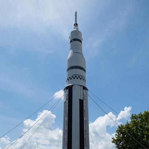 Visiting the US Space & Rocket Center in Huntsville, Al
