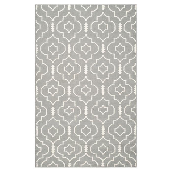 Area rug from Wayfair