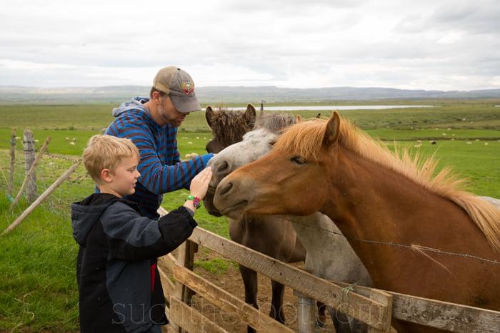 Family travel : London, Denmark, Norway, Iceland & Scotland