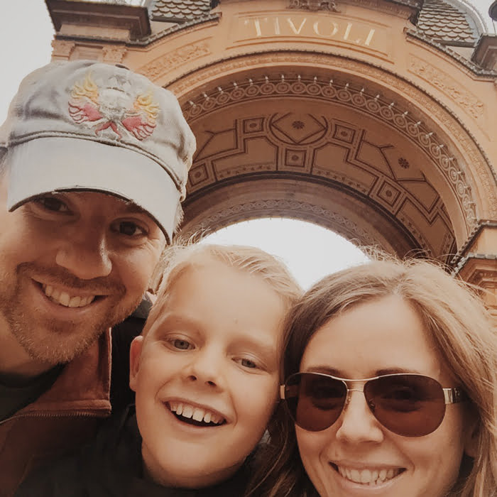 Family travel : London, Denmark, Norway, Iceland & Scotland