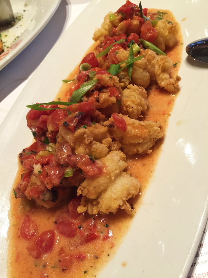 Best chain restaurants for families | a review of Bonefish Grill and Bravo! Cucina Italiana