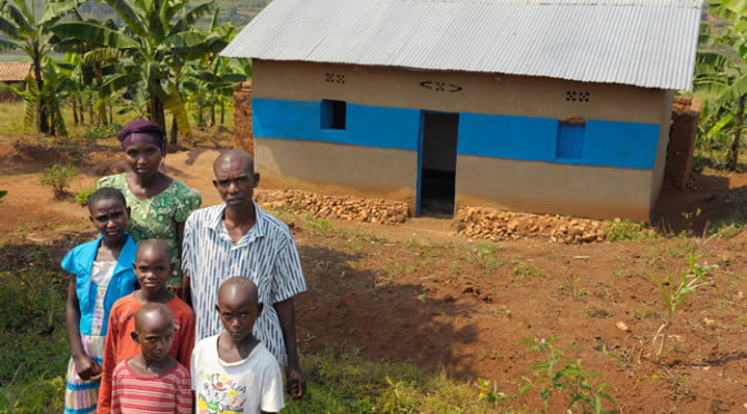 The 28 homes project   Compassion International