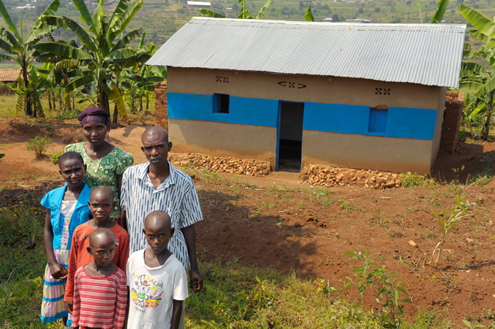 The 28 homes project | Compassion International
