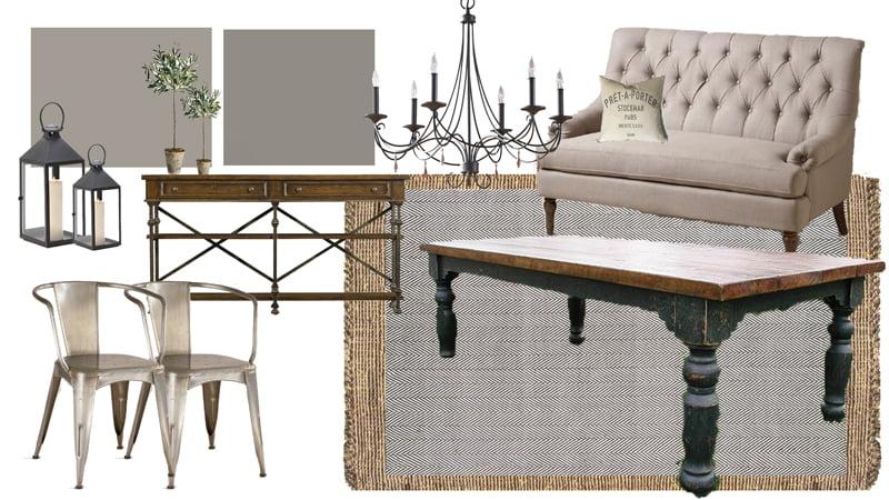 Farmhouse style dining room ideas and inspiration such for Inspirational dining room ideas