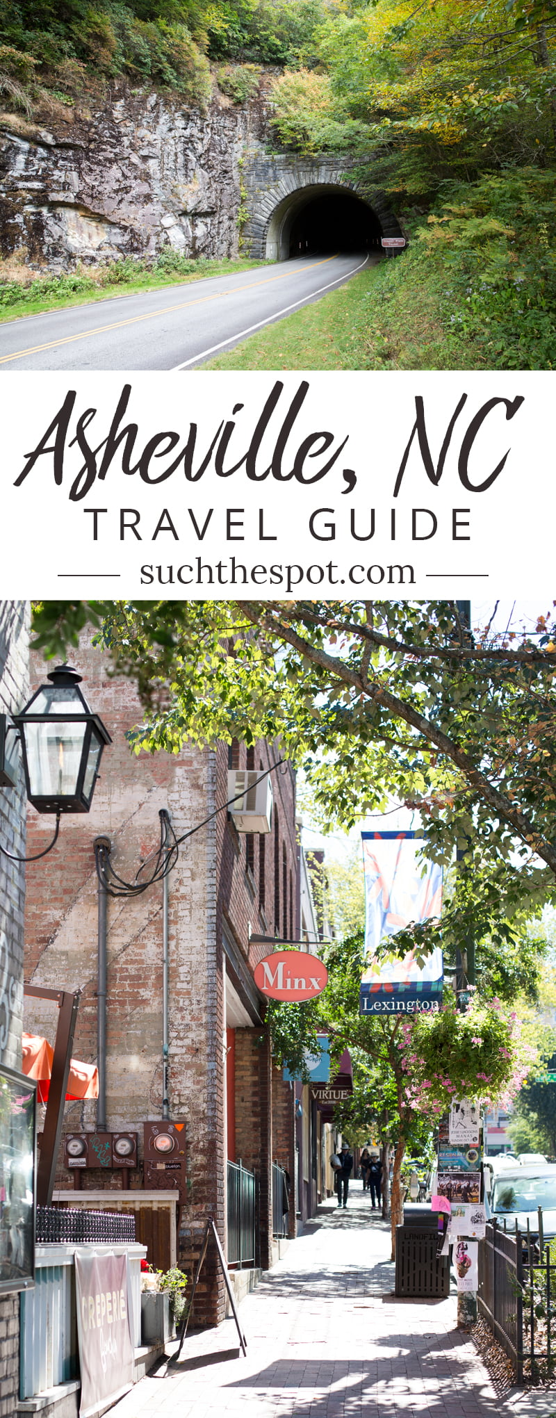 As a family of foodies, Asheville, NC, made the perfect weekend getaway for us. With so many things to do, from hiking to shopping, we had a great trip.