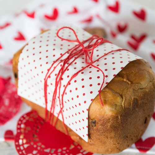 White Chocolate Apricot Bread
