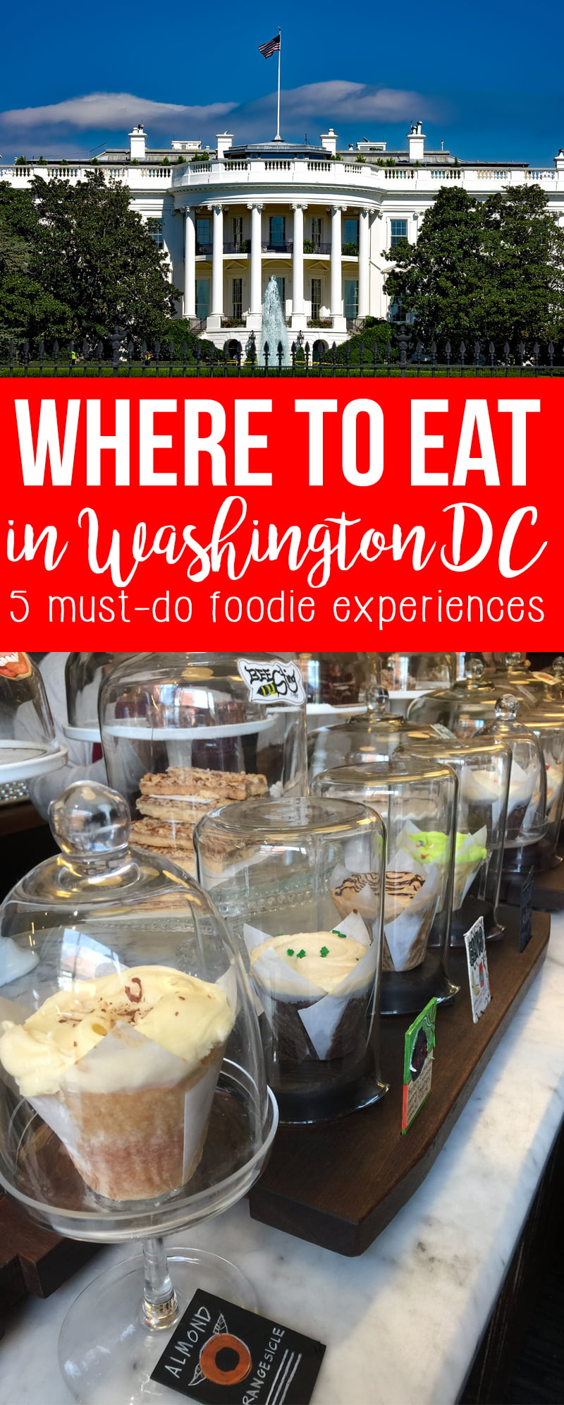 Where to eat in Washington DC | 5 must-do foodie experiences