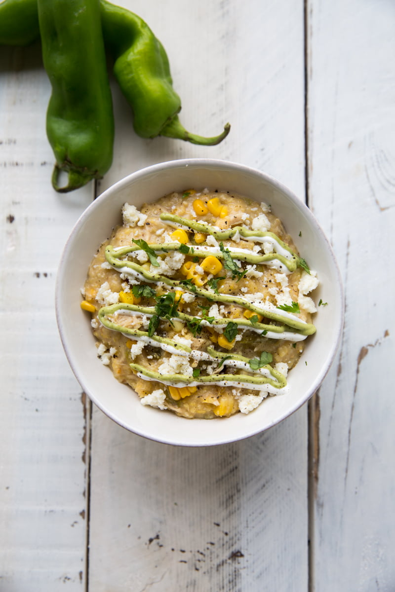 Instant Pot Soup Recipe   Chicken Tamale Chowder