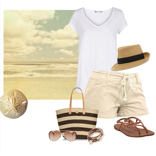 Check out these five outfit ideas for your next beach vacation