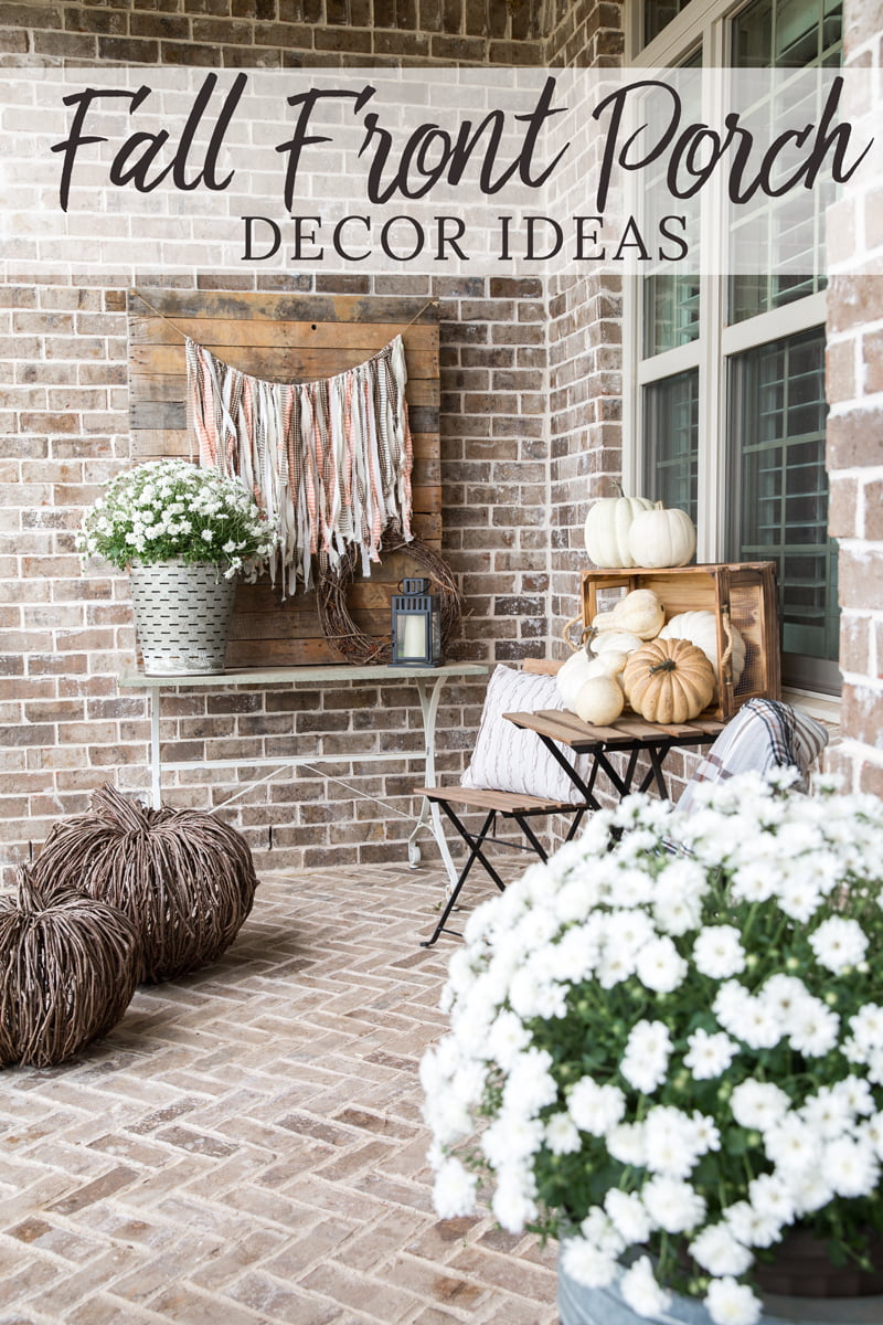 Fall Porch Decor 5 Elements You Need To Diy A Beautiful Space