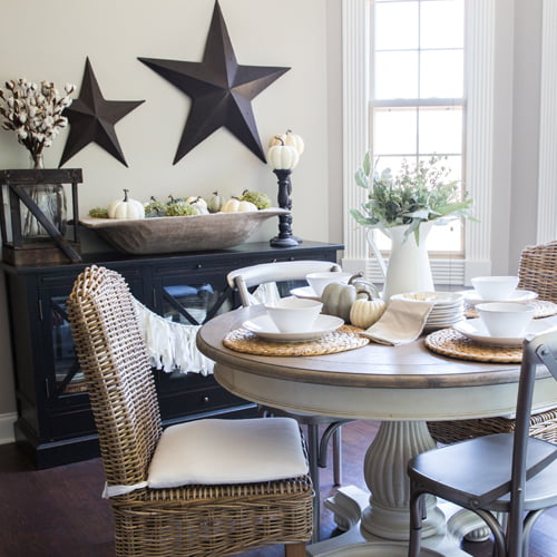 Fall Home Decorating Ideas: Fall Decor Ideas And Inspiration For Using Neutral Colors