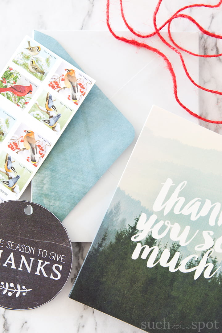 This easy neighbor gift idea is a practical present that will be both used and appreciated. The free printable tags make it simple to gift coworkers, Secret Santa or teachers, too.