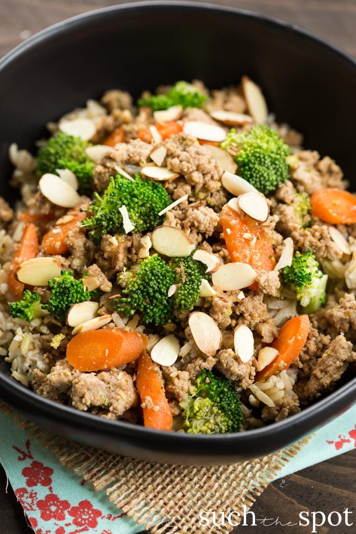 Turkey Stir Fry A Healthy Beef And Broccoli Alternative
