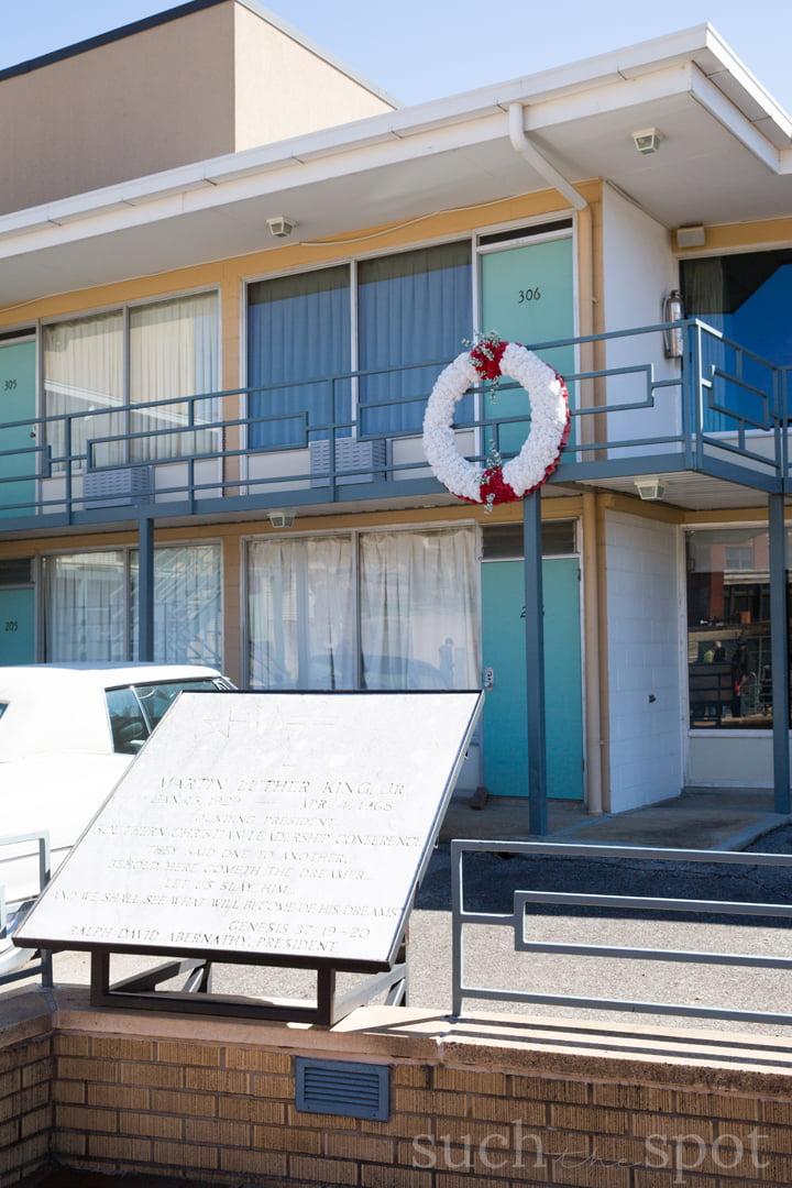 Room 306 Lorraine Hotel