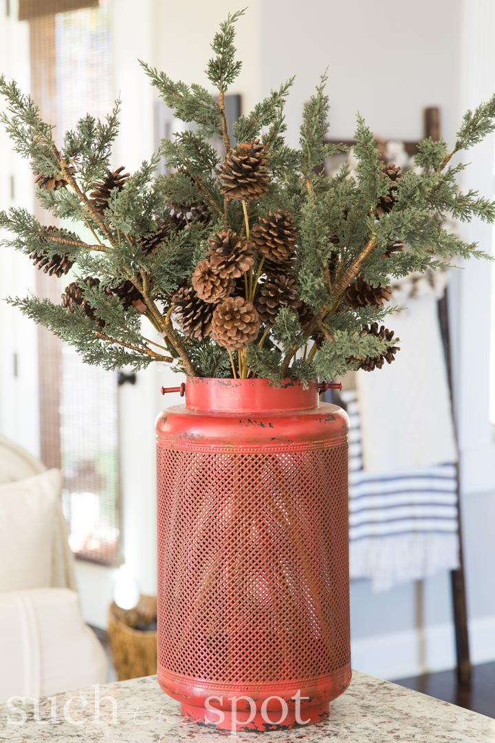 favorite christmas decor realistic juniper picks
